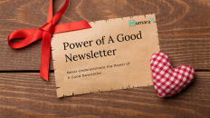 Never Underestimate the Power of A Good Newsletter
