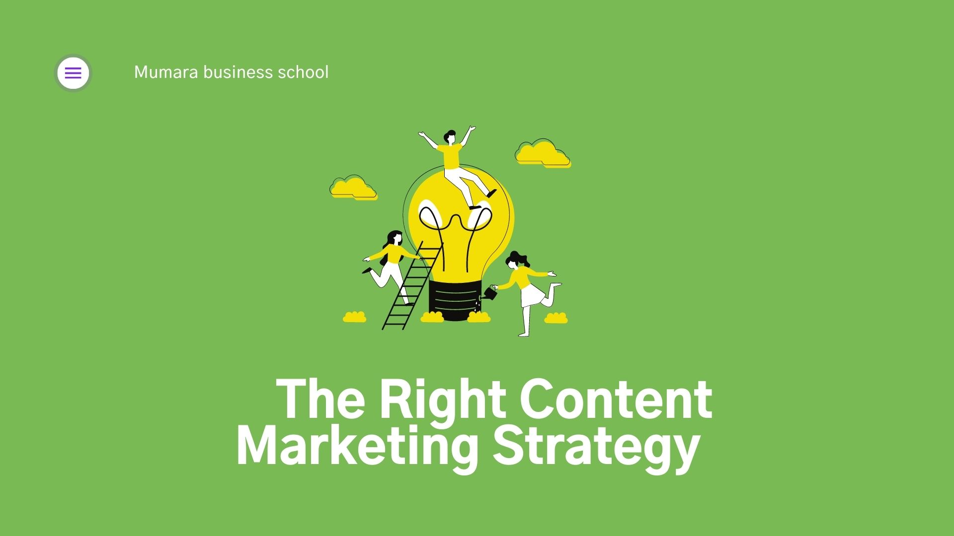 The Right Content Marketing Strategy for New Businesses
